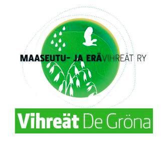 Maaseutu- ja erävihreiden kannanotto: Maataloustuet hehtaareista ekosysteemipalvelujen tuottamiseen