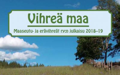 Vihreä Maa 2018-2019